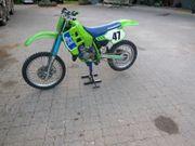 Kawasaki Kx125 Oldtimer Vollcross Evo