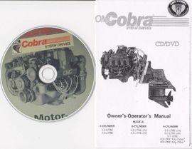 Bootsmotoren - Reparaturanleitung OMC COBRA Ford