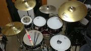 Wegen Platzmangel Schlagzeug Set Pearl