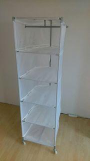 2 Ikea Regale mit Rollen