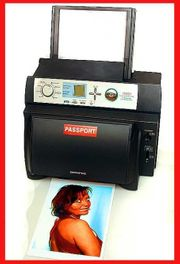OLYMPUS P 400 PASSPORT Thermosublimation