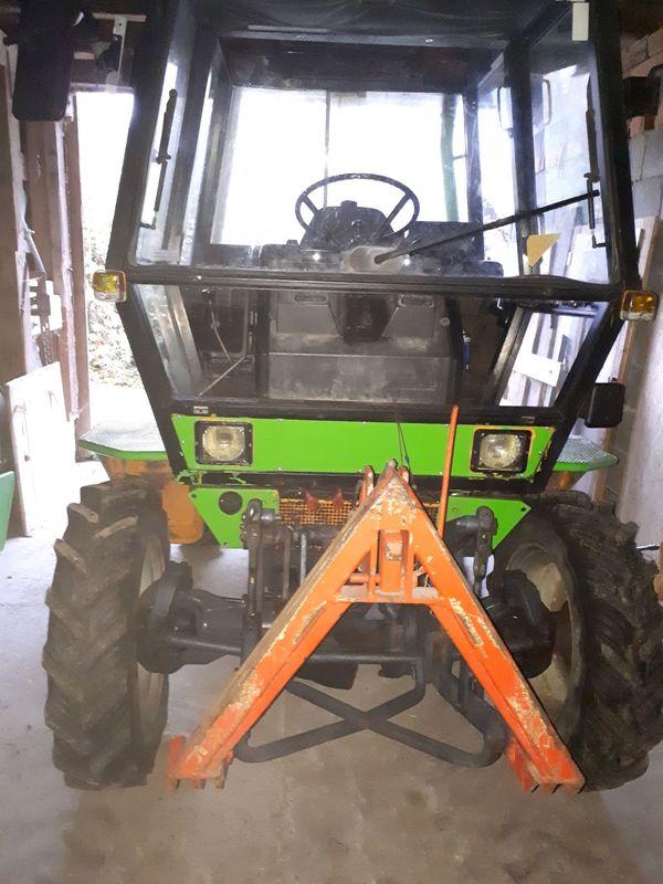 Deutz Intrac 2004 Traktor Schlepper