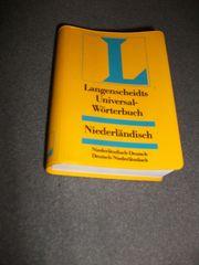 Reisewörterbücher Niederländisch
