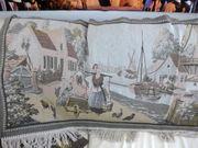 Wandteppich Gobelinart aus Holland