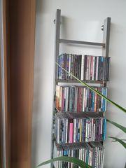 CD VIDEO Regal vercromt rollbar