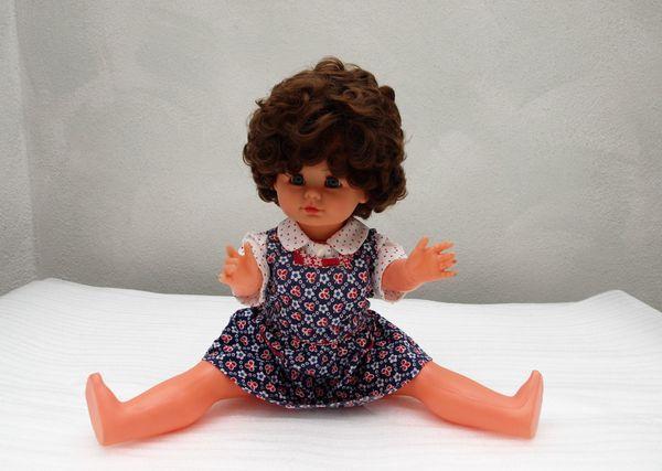 Puppen 1954 1956