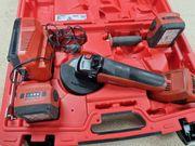 HILTI Akkuflex AG125-A22 Set