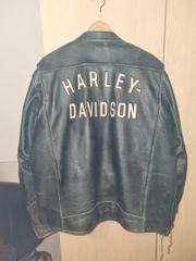 Lederjacke Harley-Davidson