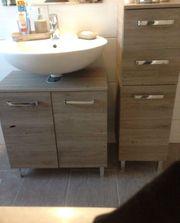 Badezimmermöbel 2 teilig