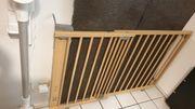 Treppenschutzgitter Geuter Holz