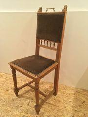 Rustikale antike Stühle 6stk