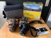 Nikon D 3400 Digitalkamera Spiegelreflex