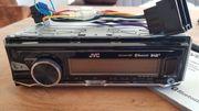 Autoradio JVC-X441DBT DAB Bluethooth Freisprechanlage