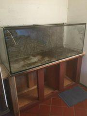 Aquarium 540 Ltr 60X60X150 und