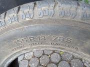 1x Winterreifen 155 80 R13