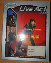 SOFTWARE MAGIX LIVE ACT V2000