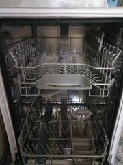 Bosch Spülmaschine 45cm vollintegrierbar