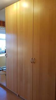 3x Kleiderschrank einzeln oder komplett