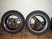 Peugeot 50er Roller Felgen