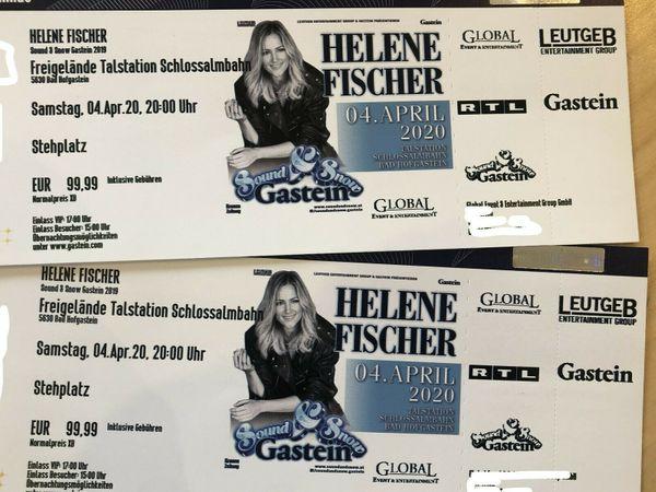 Details zu 2 Tickets Helene