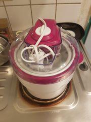 Eismaschine von Silvercrest