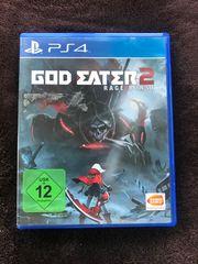 PS 4 Spiel God Eater