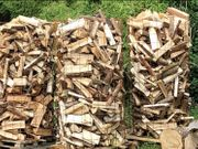 Brennholz Kaminholz Nadel und Laubholz