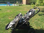 Doppelkinderwagen Baby Jogger City Select