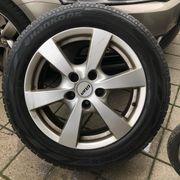 Winterreifen von VW T5 Hankook