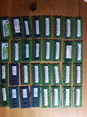40x RAM Arbeitsspeicher Notebook Laptop