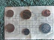 Biete Satz Kurs Umlaufmünzen aus