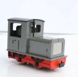 Modelleisenbahnen - Modelleisenbahn 9mm Schmalspur Maßstab H0