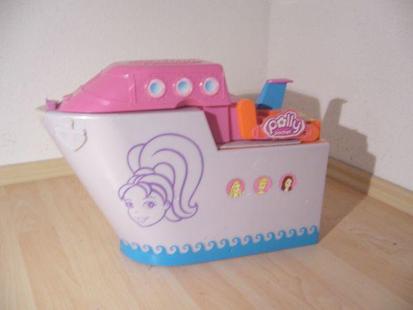 Polly Pocket Mattel - Schiff