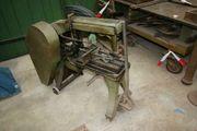 Mech Bügelsägemaschine LD175 im An-