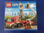 LEGO-City Feuerwehr Einsatzfahrzeug 60111