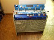 Tauchkompressor Maximaldruck 325bar Luftleistung 260l