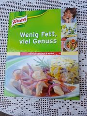 Neuw modernes Kochbuch Wenig Fett