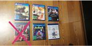 PS 4 Spiele und DVDs