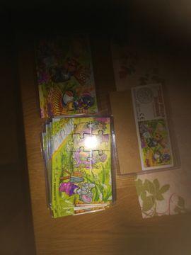 Kinderüberraschungseier Puzzles für 5 - Euro: Kleinanzeigen aus Annweiler - Rubrik Sonstiges Kinderspielzeug