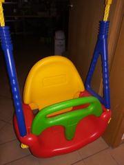 Kinderschaukel für drinnen und draußen