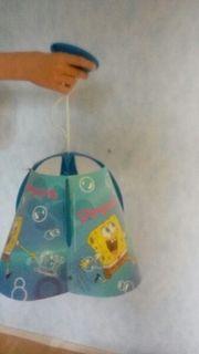 Spongebob Hängeleuchte inkl LED