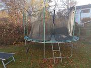 Hudora Trampolin 366 cm gesamt