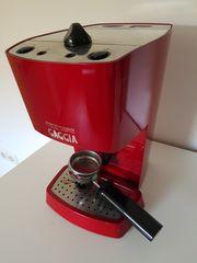 GAGGIA Espressomaschine - Siebträger -