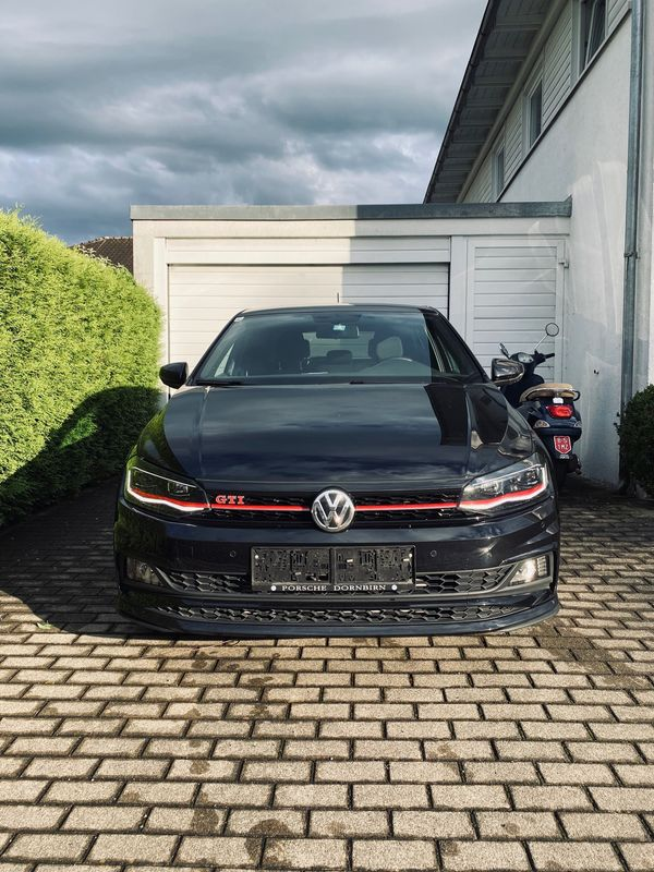 VW POLO GTI 2 0