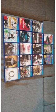 PS4 Games zum Bestpreis