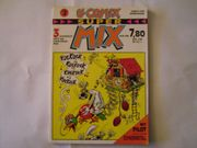 5x U-COMIX Hefte Erotische Comics
