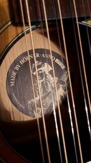 12 saitige Gitarre
