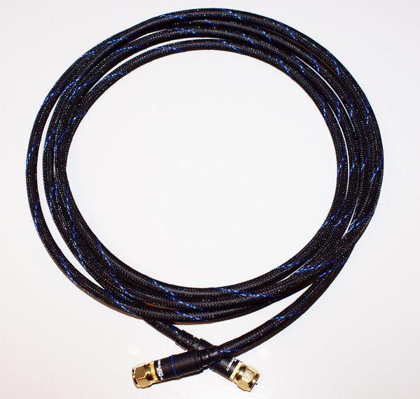 SAT-Kabel Black Connect