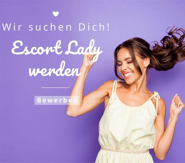 Wir suchen deutschlandweit Escort Damen