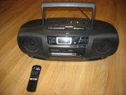 JVC RC-X740 portable Ghettoblaster